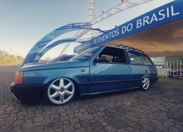 Elba Fiat venda ou troca - Foto 4