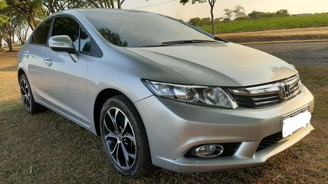 Vendo Honda Civic 2.0 FlexOne - Foto 3