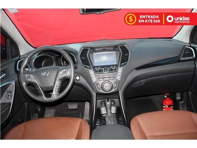 Hyundai Grand santa fé 3.3 mpfi v6 4wd gasolina 4p automático - Foto 7