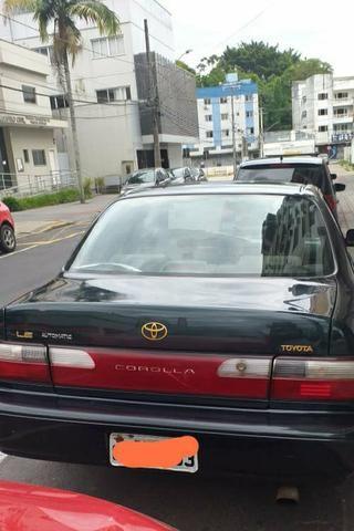 Corolla automático completo 1996 - Foto 3
