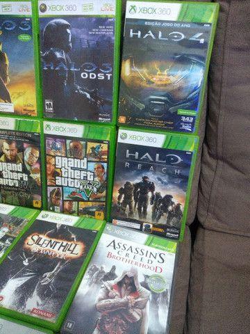 Jogos Originais Xbox 360 - Leia - Foto 3