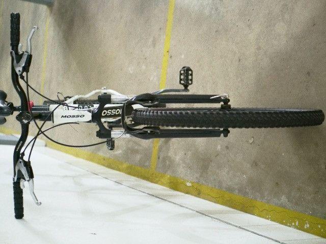 Bike Mosso, Relação Shimano Alívio - Foto 6