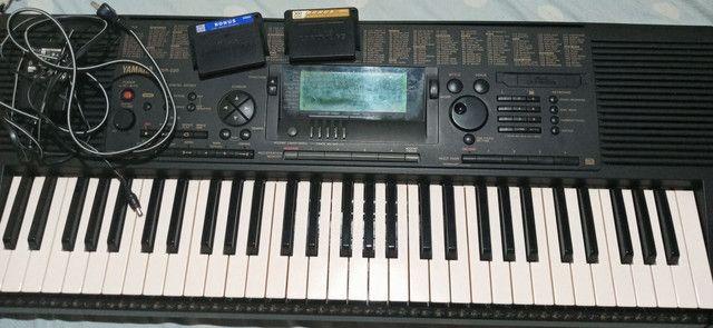 Teclado Yamaha psr 520 - Foto 2