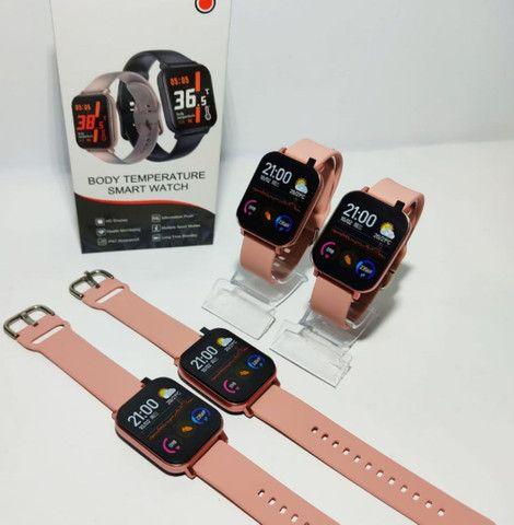 Relógio Smart iwo FT 25