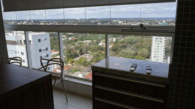 Alugo Apto mobiliado Edifício Alto Padrão - Foto 5