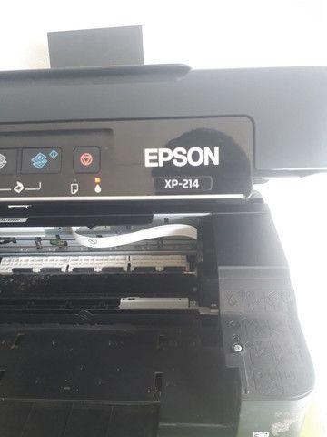 Epson Xp214 (veja a descrição e fotos) - Foto 6