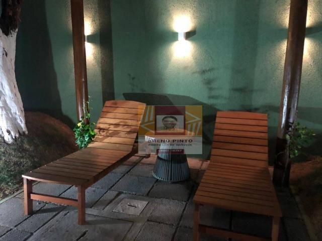 Apartamento para venda com 3 quartos e lazer completo no Guararapes - Foto 5