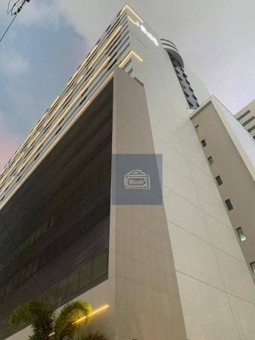 Sala para alugar, 67 m² por R$ 4.000,00/mês - Casa Caiada - Olinda/PE - Foto 12