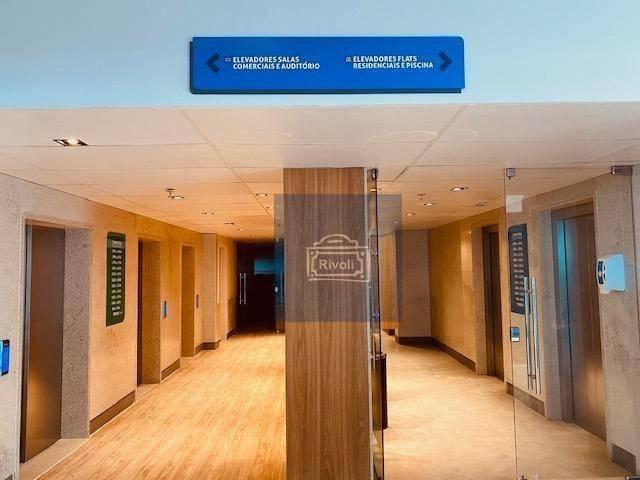 Sala para alugar, 42 m² por R$ 2.400,00/mês - Casa Caiada - Olinda/PE - Foto 14