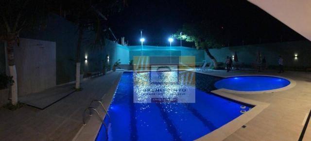 Apartamento para venda com 3 quartos e lazer completo no Guararapes - Foto 2