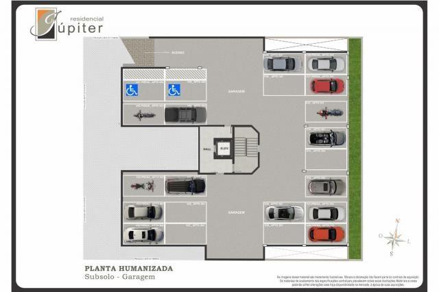 Apartamento à venda com 3 dormitórios em Ana lúcia, Sabará cod:272991 - Foto 5