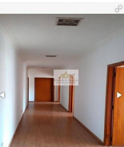 Sobrado com 5 dormitórios para alugar, 288 m² por R$ 3.800,00/mês - Central Park - Ribeirã - Foto 4