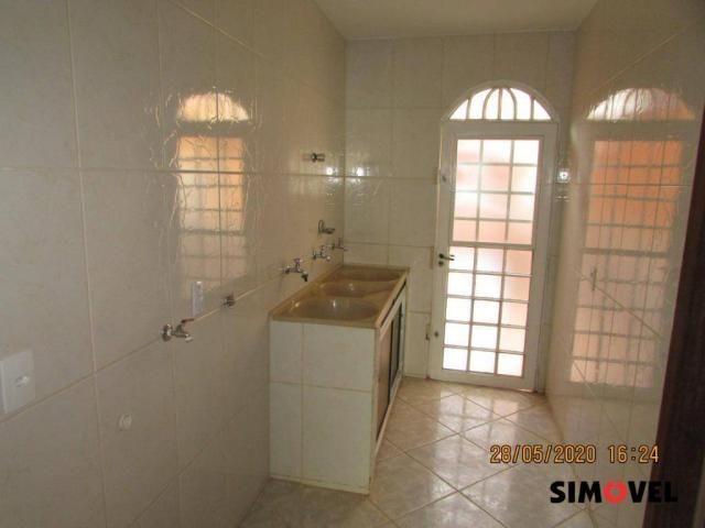 Casa com 6 dormitórios para alugar, 260 m² por R$ 4.000,00/mês - Setor Habitacional Samamb - Foto 16