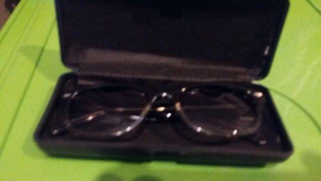 Óculos e lentes azuis - degradê - Foto 3