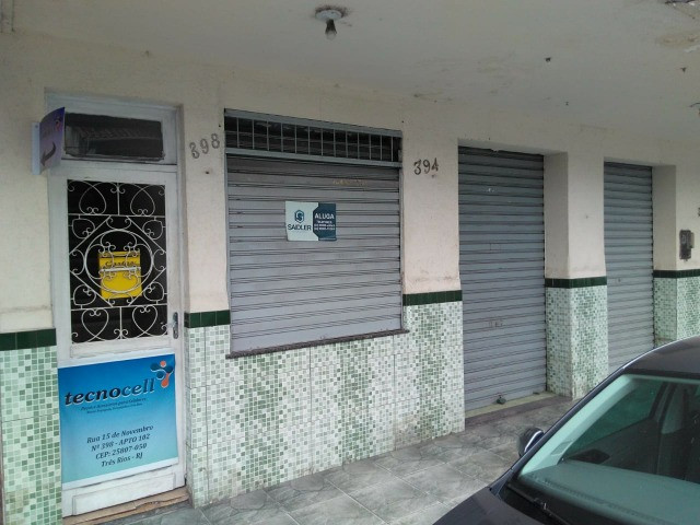 Loja Rua XV de Novembro - 50 m² - Três Rios - RJ - Foto 2