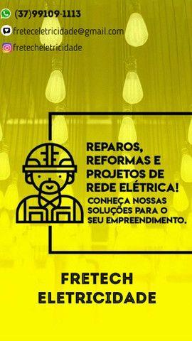Precisando de Eletricista?