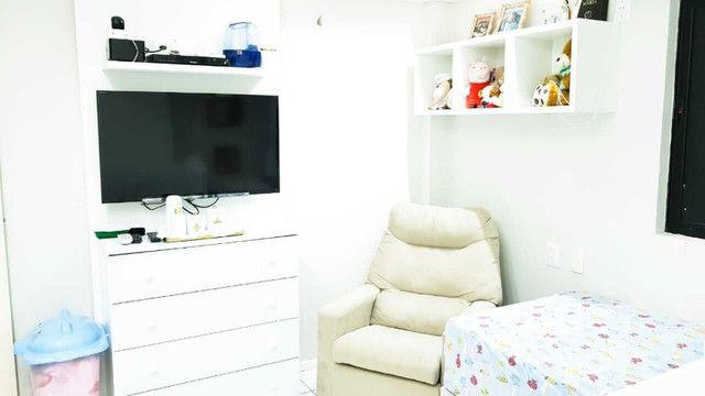 Apartamento 126m² no Bairro de Fátima, 4 suítes, Lazer (MKT)TR57740 - Foto 6