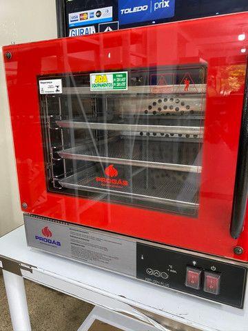 Forno elétrico turbo Fast Oven / pães / bolos - com ventilador turbo - Foto 3
