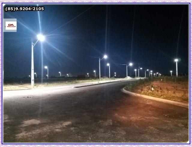 O melhor Loteamento em Itaitinga(Construção liberada)*! - Foto 7