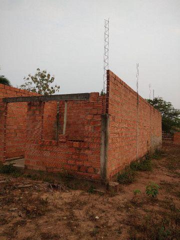Vende-se está casa em fase de contrução valor 45000 aceita proposta - Foto 5