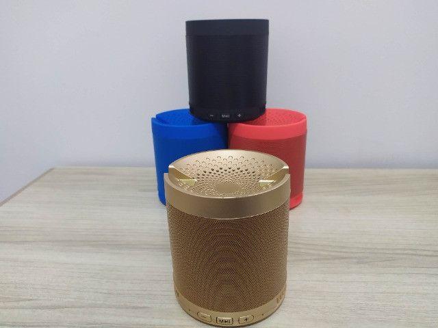 Caixinha de Som Top Bluetooth - Muito Boa - Foto 4