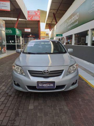 Corolla GLI 2010/2011 1.8 -Loja Só Veiculos-86 3305-8646/ * - Foto 2
