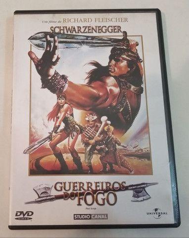 Filmes Arnold Schwarzenegger  - Troco por jogos de videogames - Foto 4