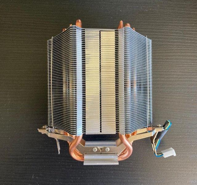 Cooler de CPU - Zalman CNPS7X LED (Usado) - Foto 2