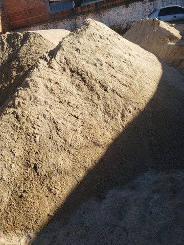 Areia lavada sem nenhuma misturas - Foto 4
