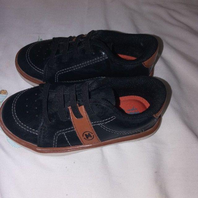 Sapatos e calça infantil - Foto 4