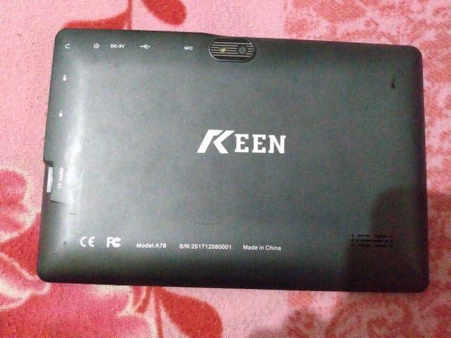 vendo tablet da marcar Keen - Foto 2