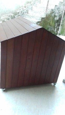 casa de madeira grande - Foto 6