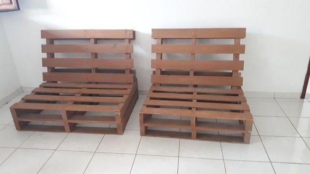 Sofá de palete  - Foto 4
