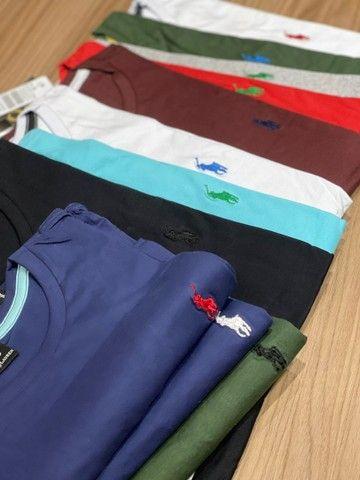 Camisas lisas diversas  - Foto 3