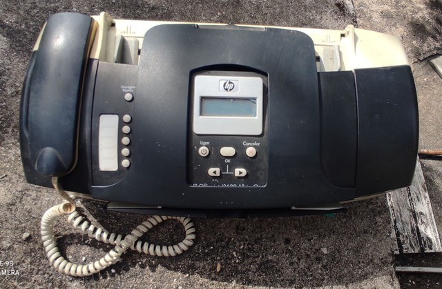 Relíquia Impressora/fax