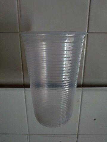 Caixa de copos transparentes 500ml c/ 995 (copaza) - Foto 3