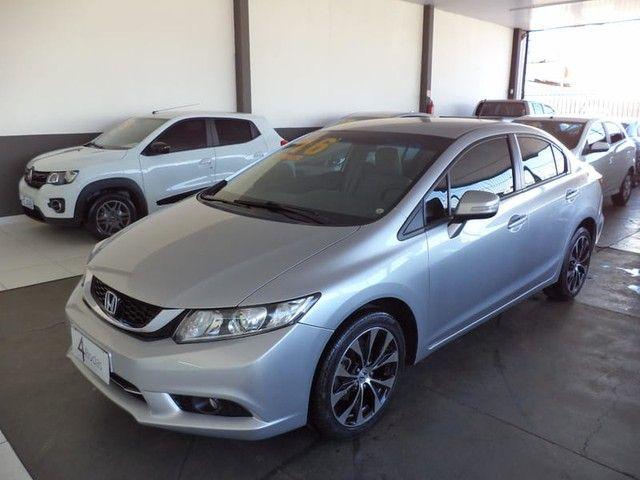 Honda CIVIC LXR 2.0 16V FLEX AUT. - Foto 9