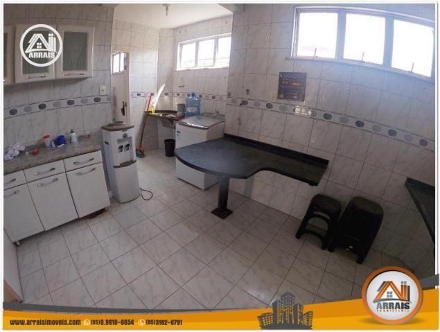 Apartamento com 3 dormitórios à venda, 120 m² por R$ 320.000,00 - Montese - Fortaleza/CE - Foto 14