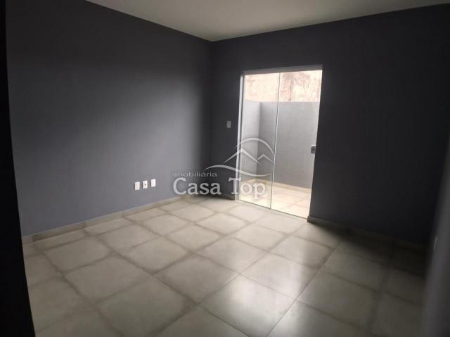 Casa à venda com 2 dormitórios em Nova russia, Ponta grossa cod:3826 - Foto 4
