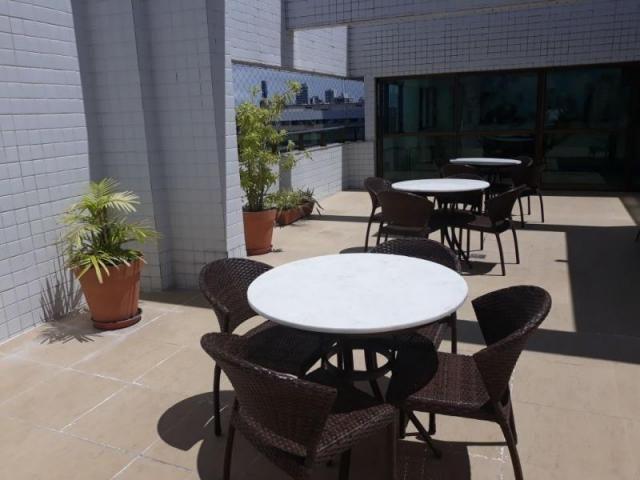 Apartamento para Locação em Recife, Graças, 1 dormitório, 1 suíte, 1 banheiro, 1 vaga - Foto 5