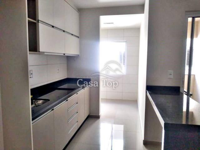 Apartamento à venda com 3 dormitórios em Oficinas, Ponta grossa cod:1826 - Foto 4