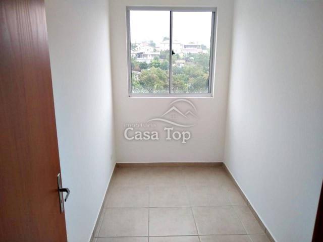 Apartamento à venda com 3 dormitórios em Rfs, Ponta grossa cod:2152 - Foto 8
