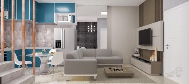 Apartamento à venda com 1 dormitórios em Centro, Ponta grossa cod:794 - Foto 5