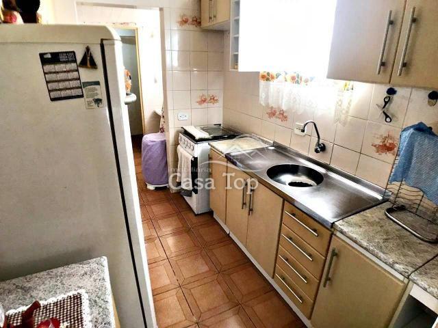 Apartamento à venda com 3 dormitórios em Jardim carvalho, Ponta grossa cod:2295 - Foto 3