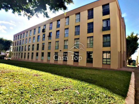 Apartamento à venda com 3 dormitórios em Jardim carvalho, Ponta grossa cod:2295