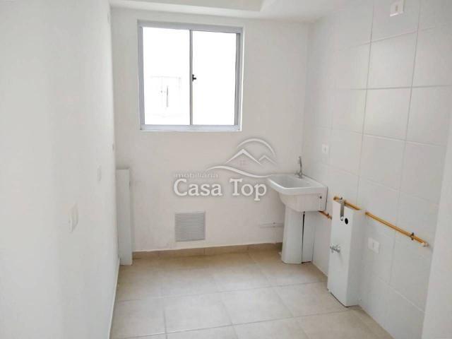 Apartamento à venda com 3 dormitórios em Rfs, Ponta grossa cod:2152 - Foto 11