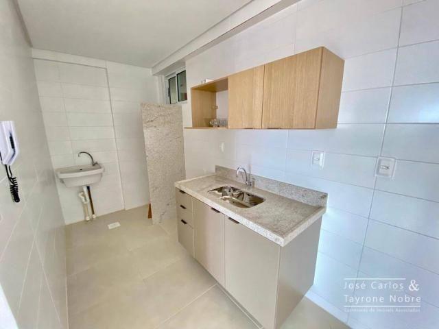 Apartamento de 1 quarto com vista para o mar - Manaira - Foto 17