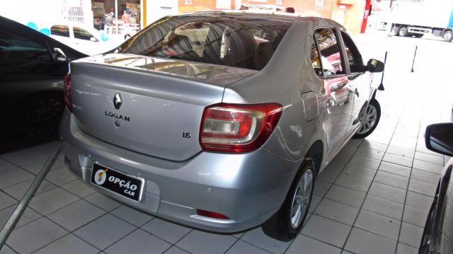 Renault Logan Expression 1.6 16V SCe (Flex) - Foto 5