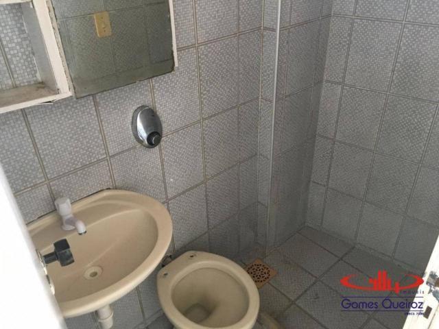 Apartamento com 3 dormitórios para alugar, 129 m² por R$ 1.400/mês - Dionisio Torres - For - Foto 19