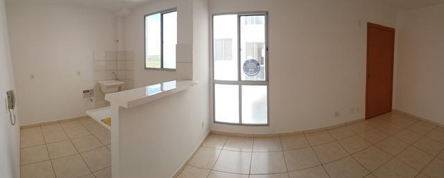 Apartamento para Locação em Uberlândia, Shopping Park, 2 dormitórios, 1 banheiro, 1 vaga - Foto 2